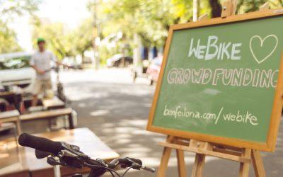 Lançamento do Crowdfunding da WeBike